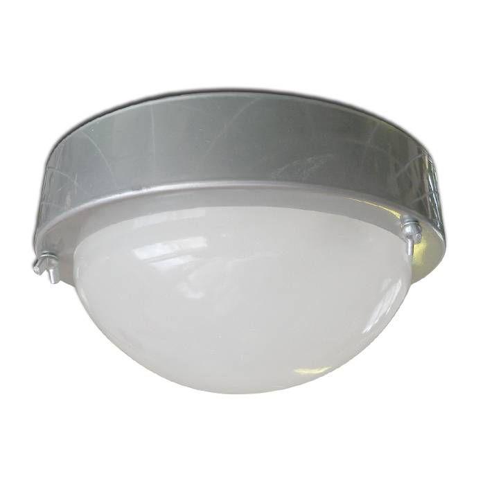 Светильник влагозащищенный Терма3 60W металлик