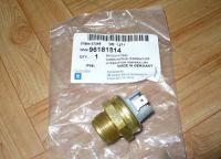 Датчик включения вентилятора радиатора охлаждения двигателя DAEWOO Nexia 96181814 General Motors