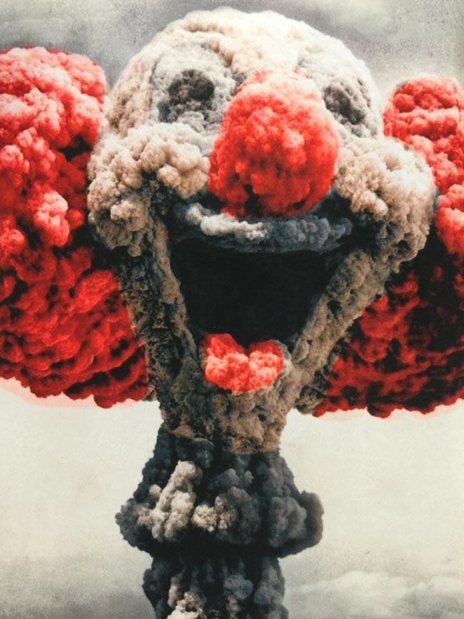 Картинка взрыв клоун