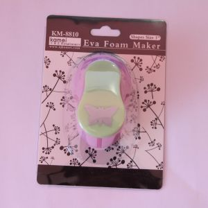 "`Дырокол фигурный ""Kamei"" Eva Foam Maker, размер 1"", фигура №016"