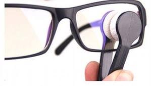 Устройство для чистки очков (Eyeglass Microfiber Brush) (К)