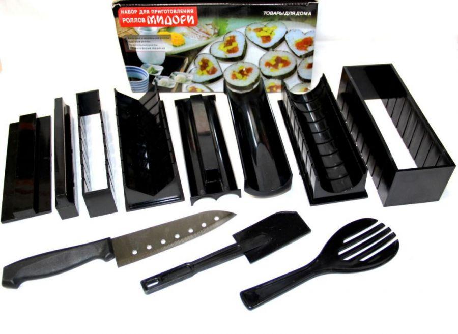 Набор для приготовления роллов asahi асахи/мидори (К)