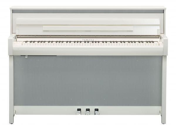 YAMAHA CLP-685PWH Цифровое пианино