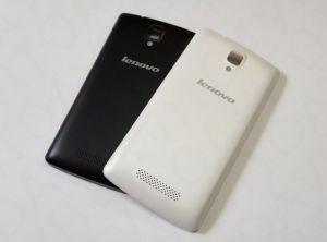 Задняя крышка Lenovo A1000 (black) Оригинал