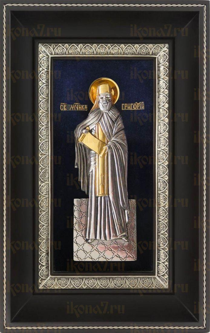Григорий (18х29), серебро