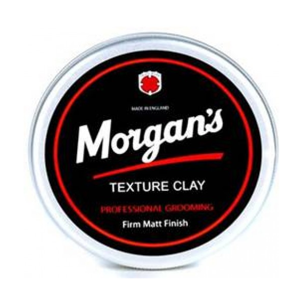 Глина Morgan's Texture Clay для укладки волос
