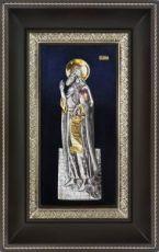 Илия Пророк (18х29), серебро