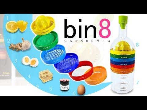 BIN 8 tools (К)