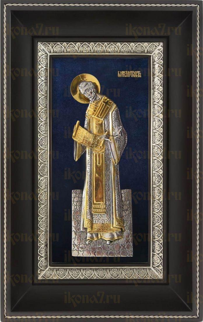Иоанн Златоуст (18х29), серебро
