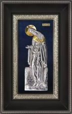 Иоанн Предтеча (Креститель) (18х29), серебро