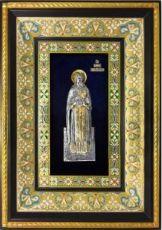 Иоанн Кронштадтский (29х40), серебро