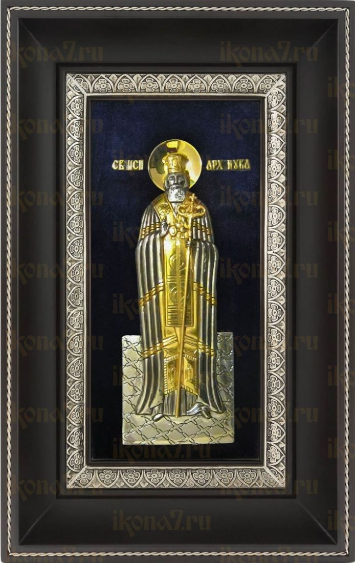 Лука Крымский (18х29), серебро
