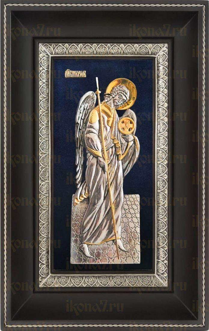 Михаил Архангел (18х29), серебро
