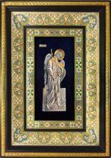 Михаил Архангел (29х40), серебро