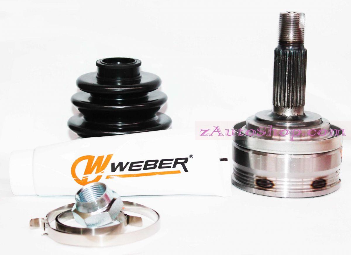 Шрус наружний ВАЗ-2108 (Weber) CVJ21102 а-161