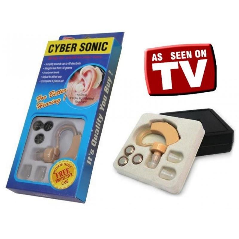 Слуховой аппарат cyber sonic (К)