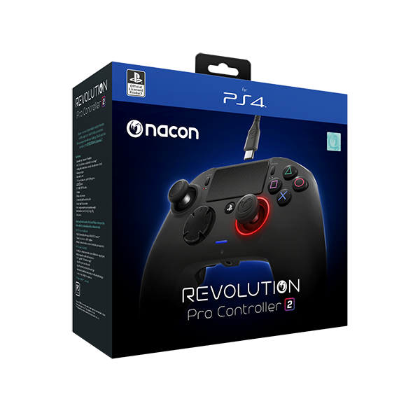 Геймпад Nacon The ESports Designed Revolution Pro Controller 2 (PS4 / PC)