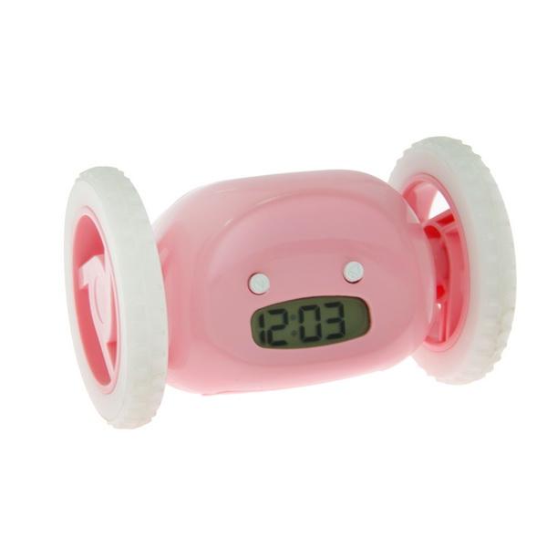 Бегающие часы Alarm clock (К)