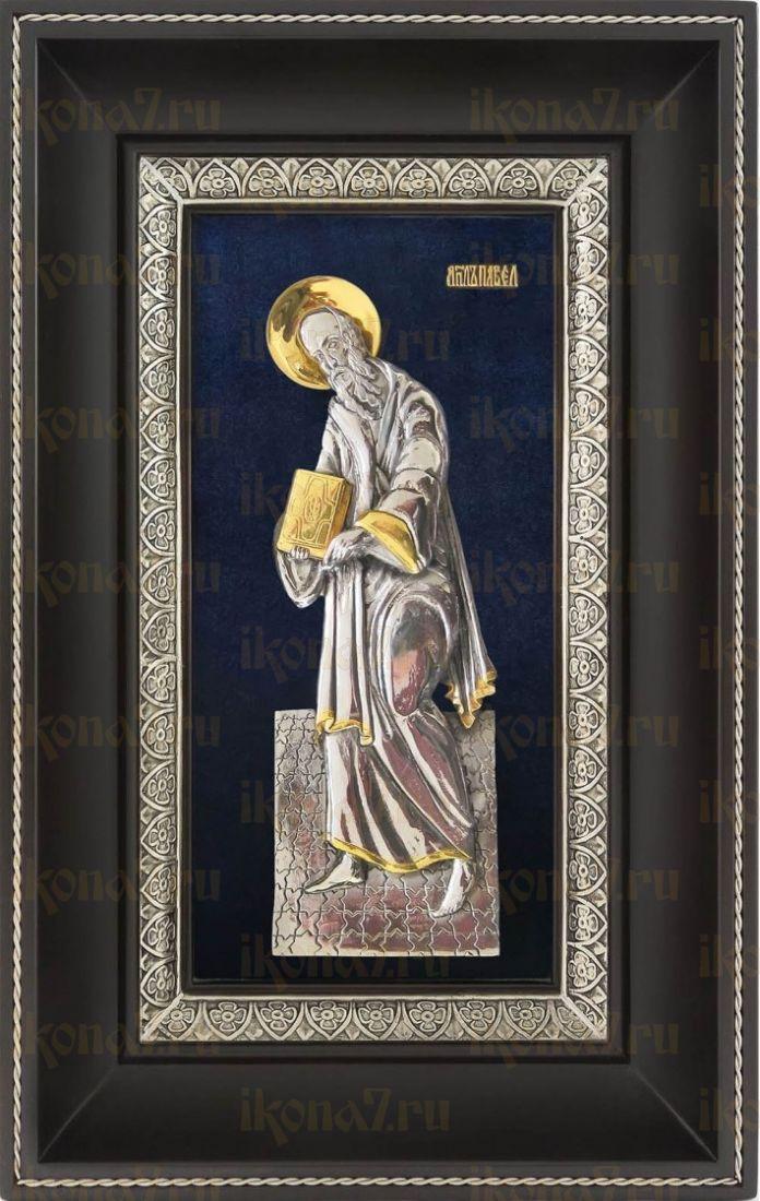 Павел, апостол (18х29), серебро