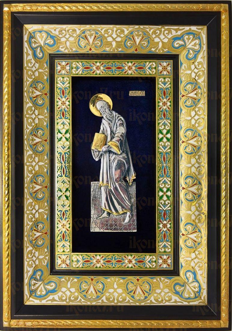 Павел, апостол (29х40), серебро