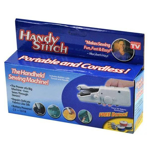 Машинка для вышивания handheld sewing machine (К)