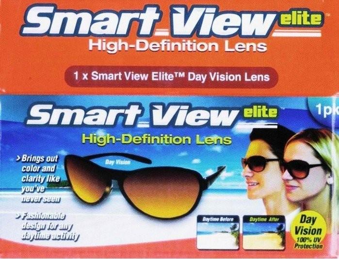 Водительские очки smart view (К)