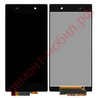Дисплей для Sony Xperia Z1 ( C6902 / C6903 / C6906 / C6943 / L39H ) в сборе с тачскрином