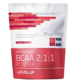 LevelUp BCAA Powder (500 гр.)