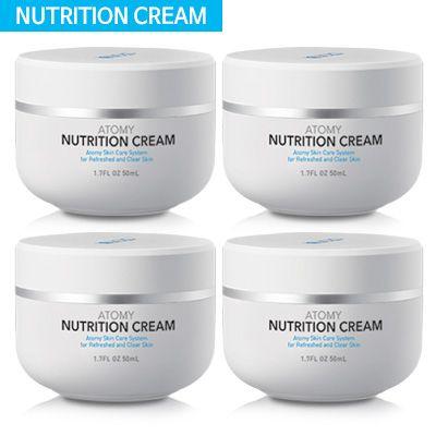 Атоми питательный крем Skin Care cream 50мл*4шт.