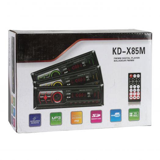 Автомагнитола KD-X85