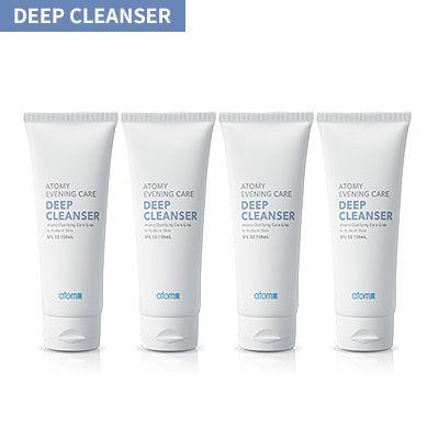 Атоми Крем Глубокое очищение 150ml Evening care Deep Cleanser*4 шт.