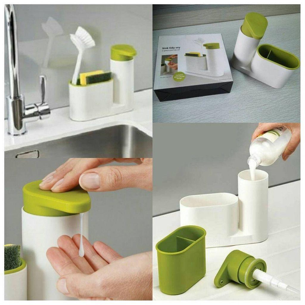 Органайзер для раковины Sink Tidy Sey (2 предмета)
