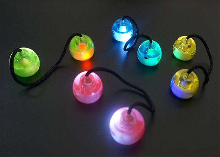 Светодиодные шарики finger balls антистресс (К)