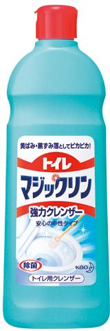 Kao Magiclean Toilet Моющее средство для пола и унитаза с ароматом эвкалипта 500 мл