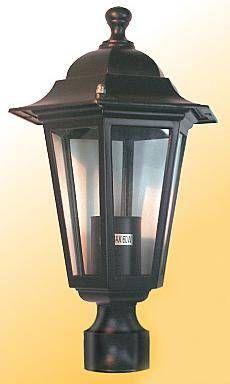 Парковый светильник Camelion 4103 60W бронза