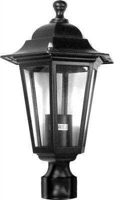 Парковый светильник Camelion 4103 60W черный