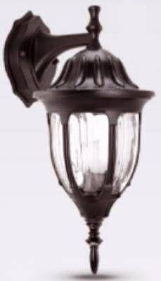 Парковый светильник Camelion 4502 60W бронза
