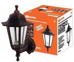 Парковый светильник TDM НБУ 06-60-001 60W медь