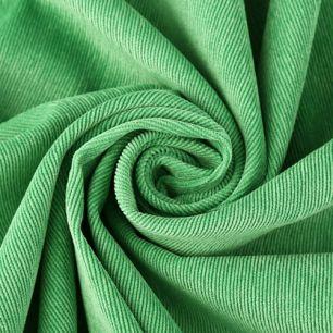 Микровельвет - ярко-зеленый