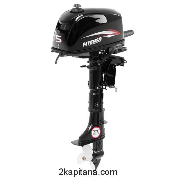Лодочный мотор HIDEA HD 5 FHS (с выносным баком)