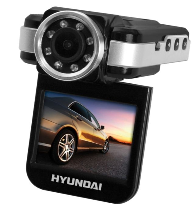 Видеорегистратор Hyundai H-DVR-06