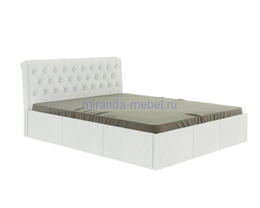 Дженни  Кровать 1,6  с мягким изголовьем
