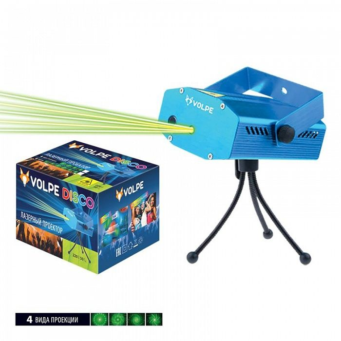 Проектор Volpe UDL-Q350 6P/G
