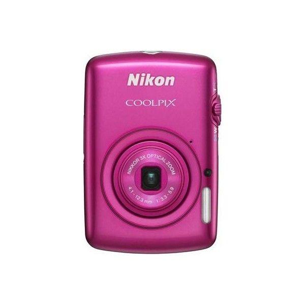 Фотоаппарат Nikon CoolPix S01