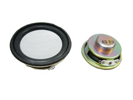 Динамик 40мм - 3Вт-4ohm (FR0021)
