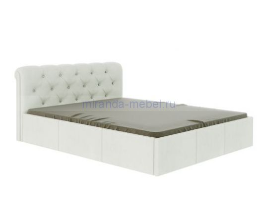 Калипсо 1,6 Кровать с мягким изголовьем