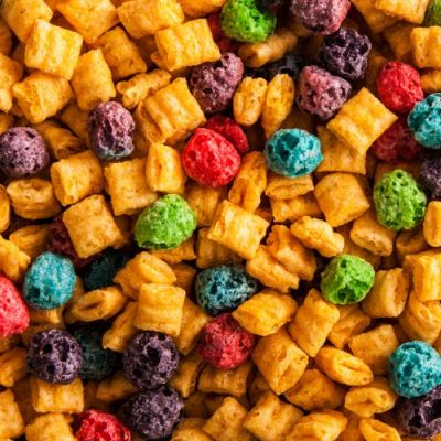 Berry Cereal (Berry Crunch) (TPA)