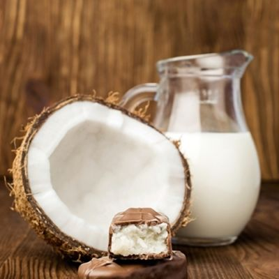 Chocolate Coconut Almond Candy Bar (TPA)