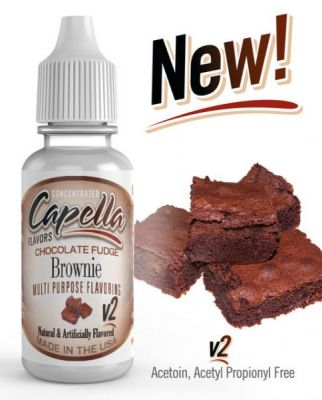 Chocolate Fudge Brownie v2 (CAP)