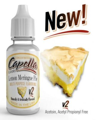 Lemon Meringue Pie v2 (CAP)